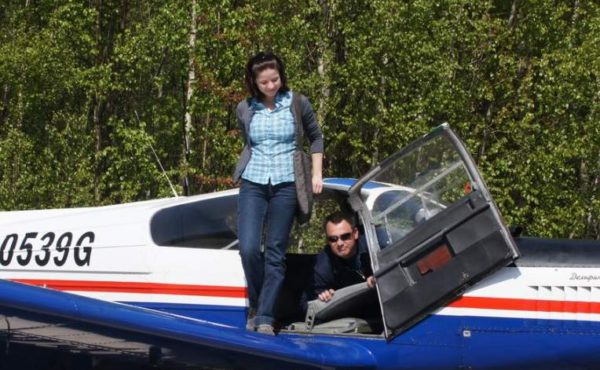 Полеты на самолете