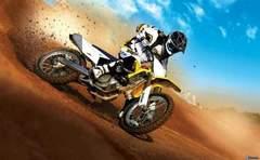 motocross suzuki mud 147286