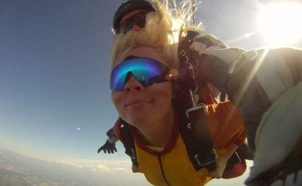 Прыжок с парашютом СПб цены