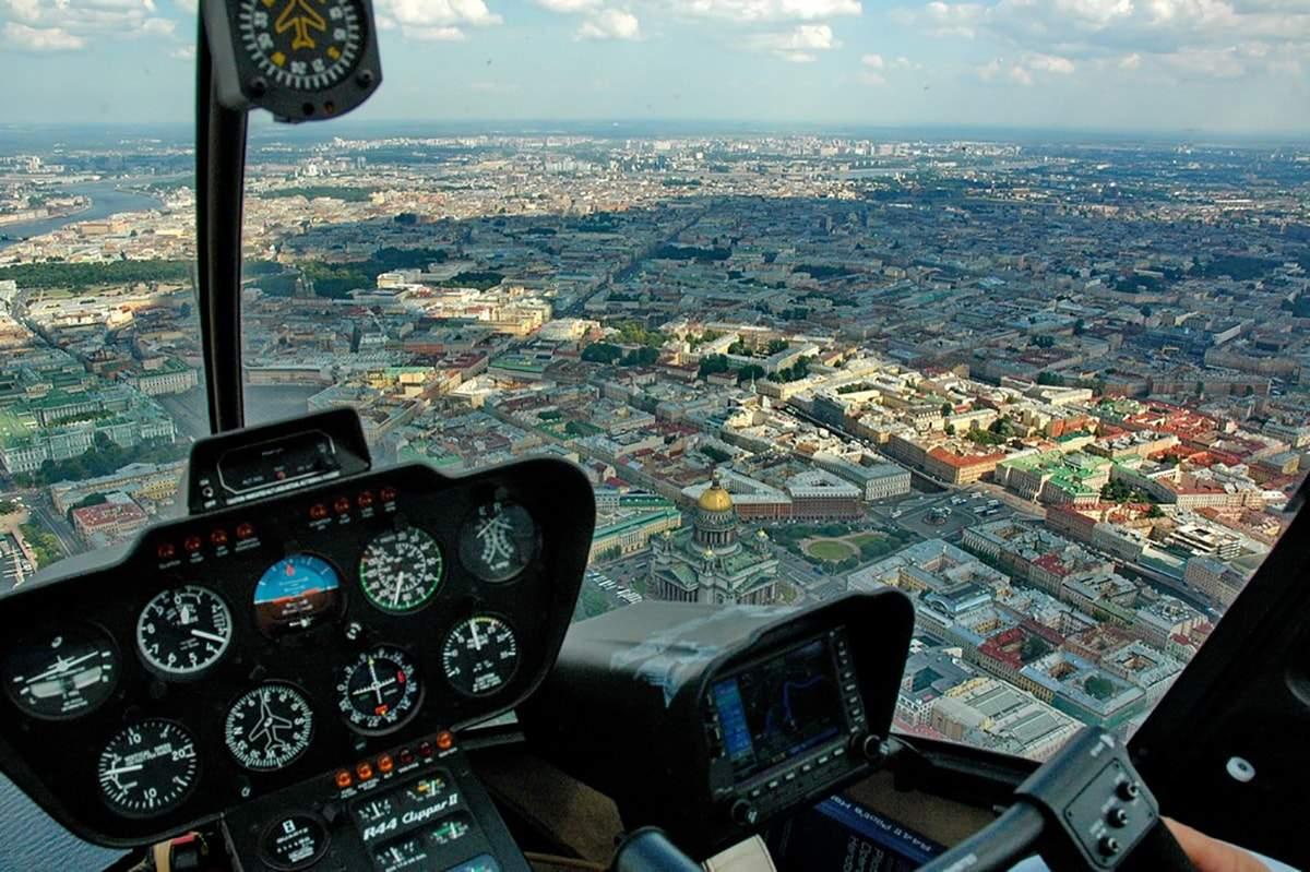 различные фото из окна вертолета переусердствовать наносить