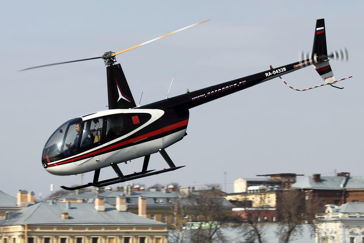 Robinson R 44 Raven II AN2253742 min