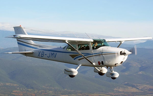 Cessna 172 45 min
